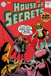 Cover Thumbnail for House of Secrets (DC, 1956 series) #32