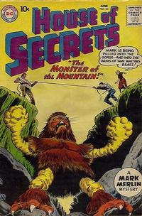 Cover Thumbnail for House of Secrets (DC, 1956 series) #33