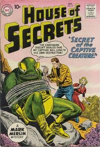 Cover Thumbnail for House of Secrets (DC, 1956 series) #37