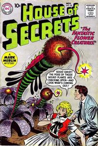 Cover Thumbnail for House of Secrets (DC, 1956 series) #38