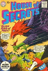 Cover Thumbnail for House of Secrets (DC, 1956 series) #39