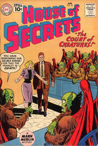Cover Thumbnail for House of Secrets (DC, 1956 series) #43