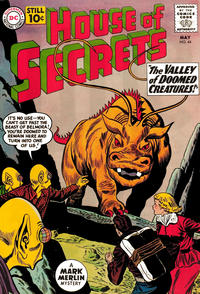 Cover Thumbnail for House of Secrets (DC, 1956 series) #44