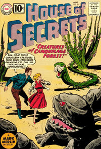 Cover Thumbnail for House of Secrets (DC, 1956 series) #47
