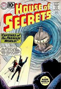 Cover Thumbnail for House of Secrets (DC, 1956 series) #49