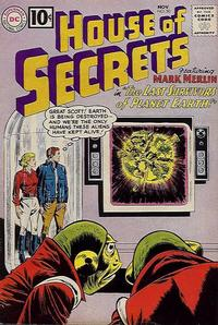 Cover Thumbnail for House of Secrets (DC, 1956 series) #50