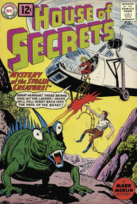 Cover Thumbnail for House of Secrets (DC, 1956 series) #51
