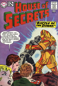 Cover Thumbnail for House of Secrets (DC, 1956 series) #55