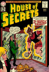 Cover Thumbnail for House of Secrets (DC, 1956 series) #56