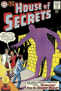 Cover Thumbnail for House of Secrets (DC, 1956 series) #57