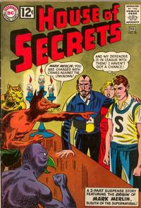 Cover Thumbnail for House of Secrets (DC, 1956 series) #58