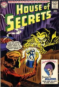 Cover Thumbnail for House of Secrets (DC, 1956 series) #61