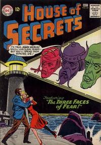 Cover Thumbnail for House of Secrets (DC, 1956 series) #62