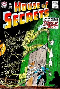 Cover Thumbnail for House of Secrets (DC, 1956 series) #64