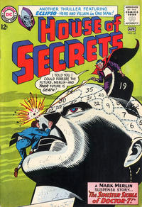 Cover Thumbnail for House of Secrets (DC, 1956 series) #65
