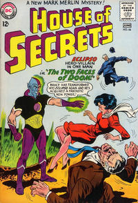 Cover Thumbnail for House of Secrets (DC, 1956 series) #66