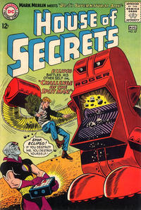 Cover Thumbnail for House of Secrets (DC, 1956 series) #67