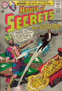 Cover Thumbnail for House of Secrets (DC, 1956 series) #71