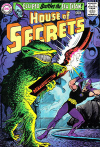Cover Thumbnail for House of Secrets (DC, 1956 series) #73