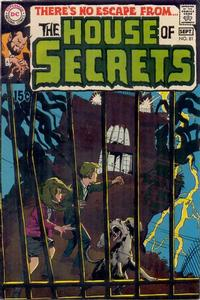 Cover Thumbnail for House of Secrets (DC, 1956 series) #81