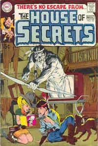 Cover Thumbnail for House of Secrets (DC, 1969 series) #82