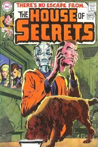 Cover Thumbnail for House of Secrets (DC, 1969 series) #87