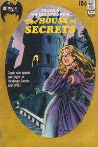 Cover Thumbnail for House of Secrets (DC, 1969 series) #89