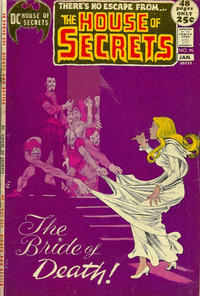 Cover Thumbnail for House of Secrets (DC, 1969 series) #95