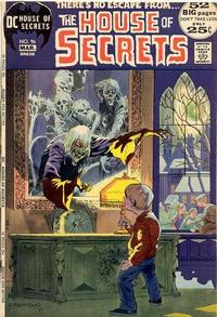 Cover Thumbnail for House of Secrets (DC, 1969 series) #96