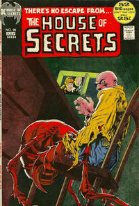 Cover Thumbnail for House of Secrets (DC, 1969 series) #98