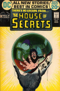 Cover Thumbnail for House of Secrets (DC, 1969 series) #99