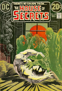 Cover Thumbnail for House of Secrets (DC, 1969 series) #100