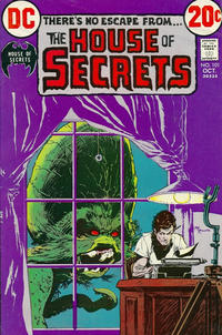 Cover Thumbnail for House of Secrets (DC, 1969 series) #101