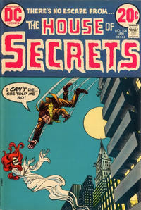 Cover Thumbnail for House of Secrets (DC, 1969 series) #104