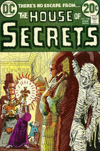Cover for House of Secrets (DC, 1969 series) #108