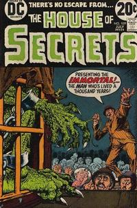 Cover Thumbnail for House of Secrets (DC, 1969 series) #109
