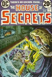 Cover Thumbnail for House of Secrets (DC, 1969 series) #110