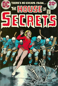 Cover Thumbnail for House of Secrets (DC, 1969 series) #114