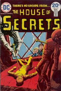 Cover Thumbnail for House of Secrets (DC, 1969 series) #117