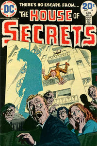 Cover Thumbnail for House of Secrets (DC, 1969 series) #118