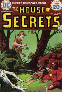 Cover Thumbnail for House of Secrets (DC, 1969 series) #120