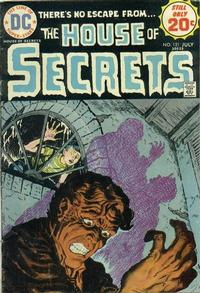 Cover Thumbnail for House of Secrets (DC, 1969 series) #121