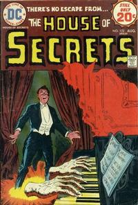 Cover Thumbnail for House of Secrets (DC, 1969 series) #122