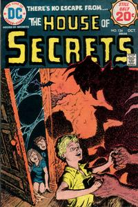 Cover Thumbnail for House of Secrets (DC, 1969 series) #124