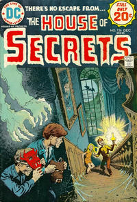 Cover Thumbnail for House of Secrets (DC, 1969 series) #126