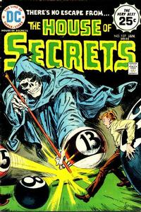 Cover Thumbnail for House of Secrets (DC, 1969 series) #127