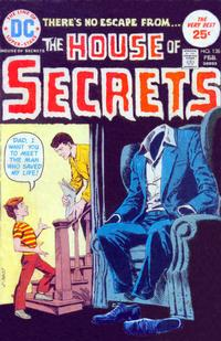 Cover Thumbnail for House of Secrets (DC, 1969 series) #128