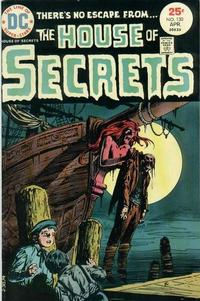 Cover Thumbnail for House of Secrets (DC, 1969 series) #130