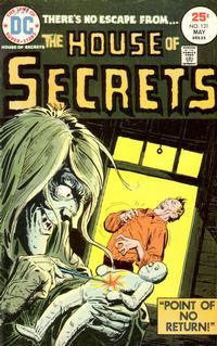 Cover Thumbnail for House of Secrets (DC, 1969 series) #131