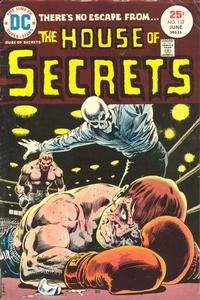 Cover Thumbnail for House of Secrets (DC, 1969 series) #132